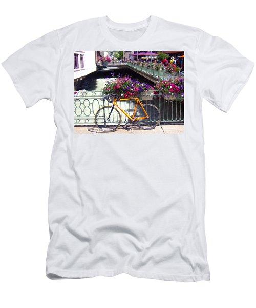 Chamonix Men's T-Shirt (Athletic Fit)