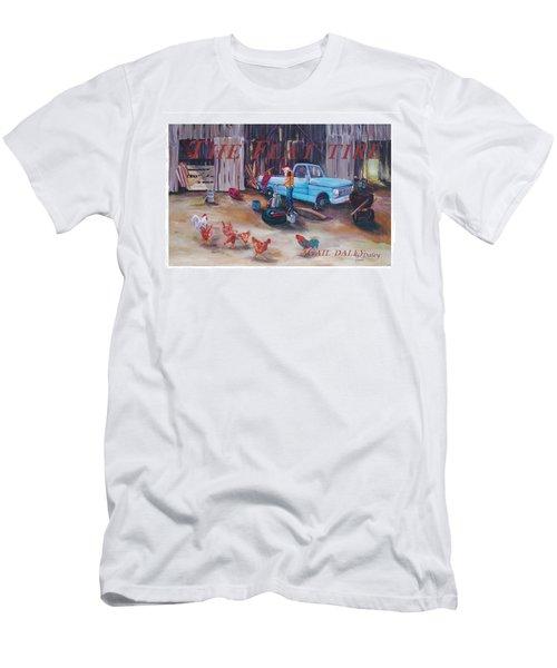 Flat Tire Men's T-Shirt (Athletic Fit)