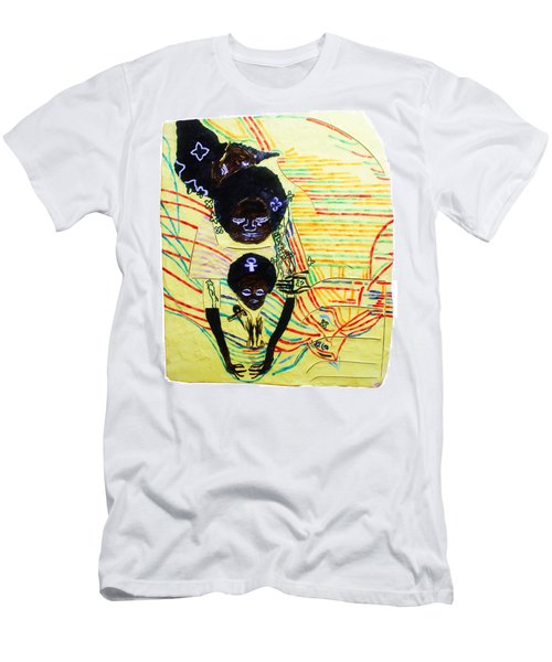 Holy Family Men's T-Shirt (Athletic Fit)