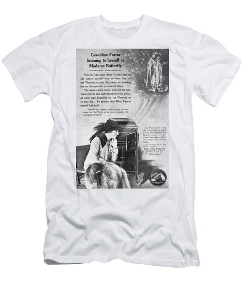 Phonograph, 1914 Men's T-Shirt (Athletic Fit)