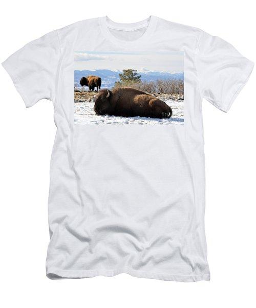 302 Men's T-Shirt (Athletic Fit)