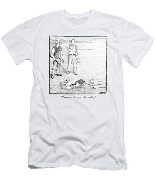Men's T-Shirt (Athletic Fit)