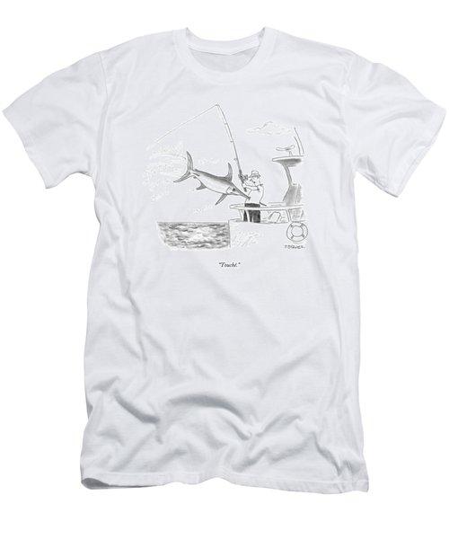 Touche Men's T-Shirt (Athletic Fit)