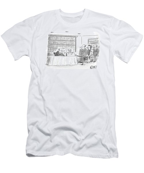 New Yorker June 12th, 2006 Men's T-Shirt (Athletic Fit)