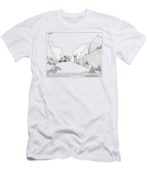 New Yorker May 18th, 2009 Men's T-Shirt (Athletic Fit)