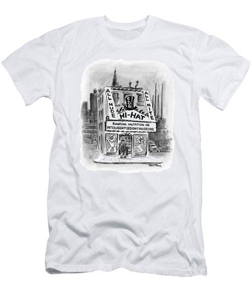 New Yorker November 21st, 2005 Men's T-Shirt (Athletic Fit)