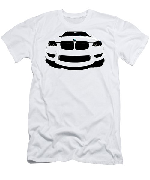 Men's T-Shirt (Slim Fit) featuring the photograph BMW by J Anthony