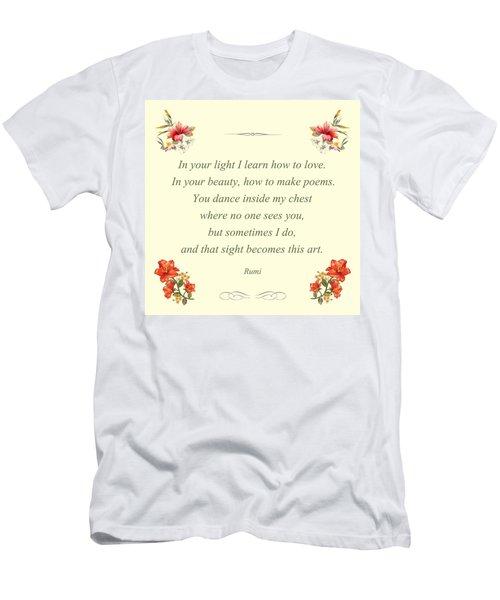 60- Rumi Men's T-Shirt (Athletic Fit)