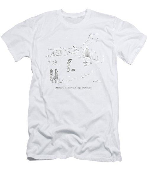 Whatever Men's T-Shirt (Athletic Fit)