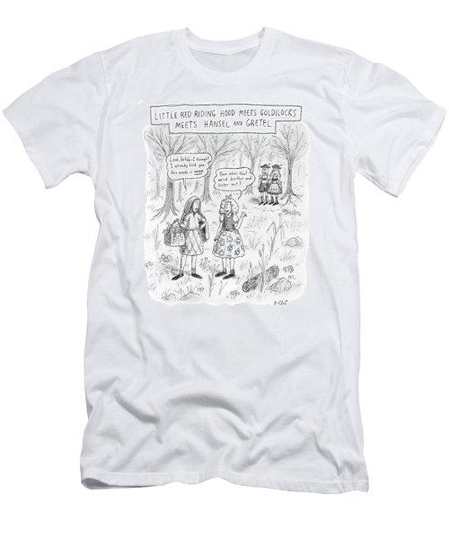 New Yorker April 16th, 2007 Men's T-Shirt (Athletic Fit)