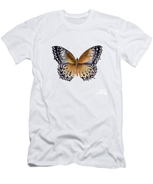 77 Cethosia Butterfly Men's T-Shirt (Athletic Fit)