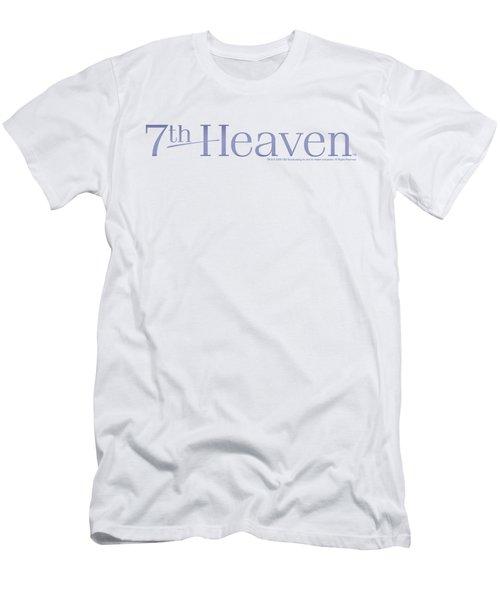 7th Heaven - 7th Heaven Logo Men's T-Shirt (Athletic Fit)