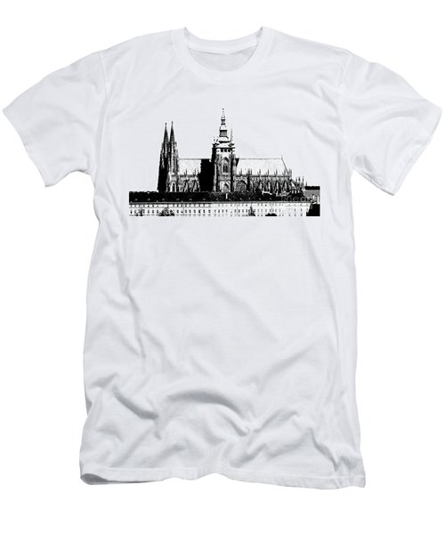 Cathedral Of St Vitus Men's T-Shirt (Athletic Fit)