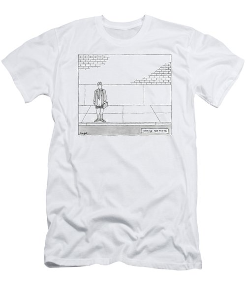 New Yorker July 9th, 2007 Men's T-Shirt (Athletic Fit)