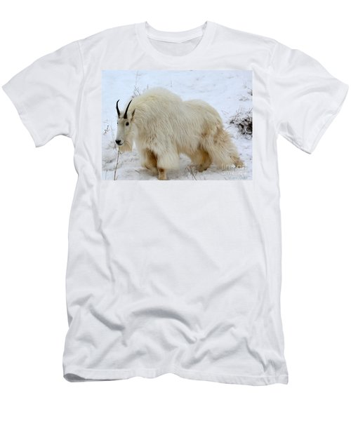 Men's T-Shirt (Athletic Fit) featuring the photograph A Beautiful Woman by Dorrene BrownButterfield