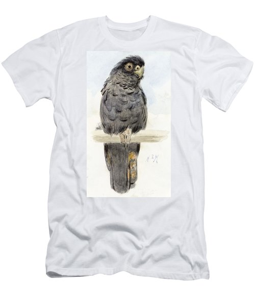 A Black Cockatoo Men's T-Shirt (Athletic Fit)