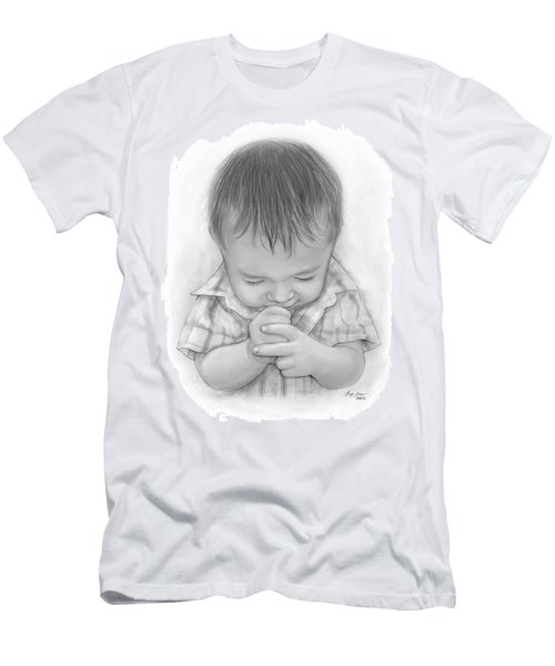 A Child's Payer Men's T-Shirt (Athletic Fit)