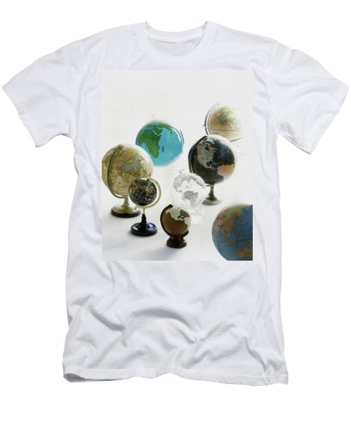 A Collection Of Globes Men's T-Shirt (Athletic Fit)