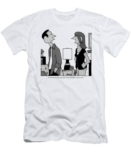 A Husband To His Wife Men's T-Shirt (Athletic Fit)