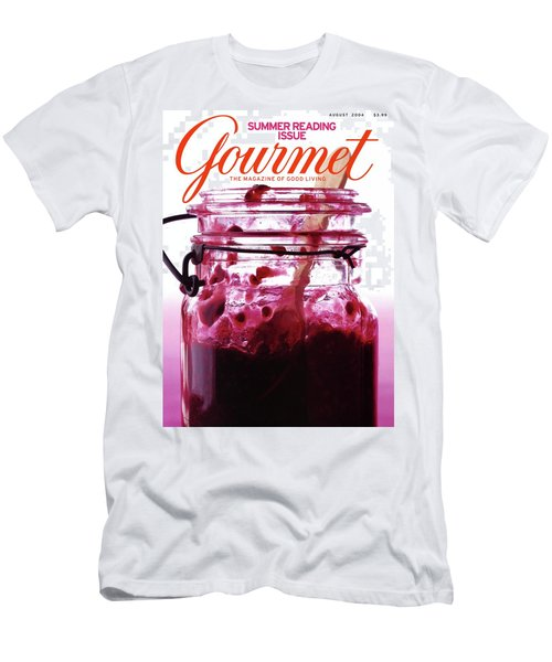 A Jar Of Skillet Blackberry Jam Men's T-Shirt (Athletic Fit)
