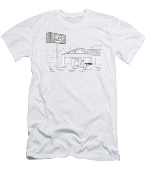 Ihox Men's T-Shirt (Athletic Fit)