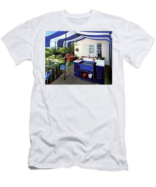 A Patio Men's T-Shirt (Athletic Fit)