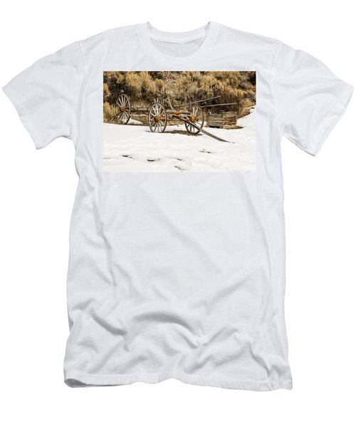 A Place In The Sun Men's T-Shirt (Athletic Fit)