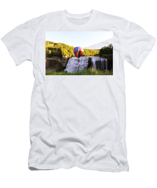 A Ride Over The Falls Men's T-Shirt (Athletic Fit)