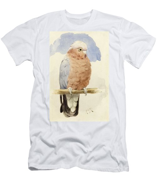 A Rose Breasted Cockatoo Men's T-Shirt (Athletic Fit)