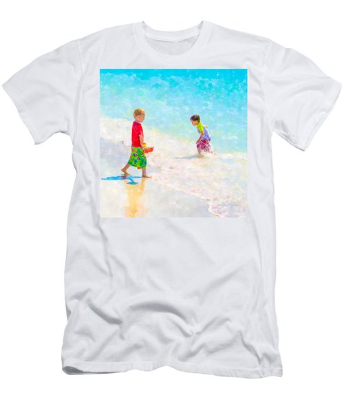 A Summer To Remember V Men's T-Shirt (Athletic Fit)