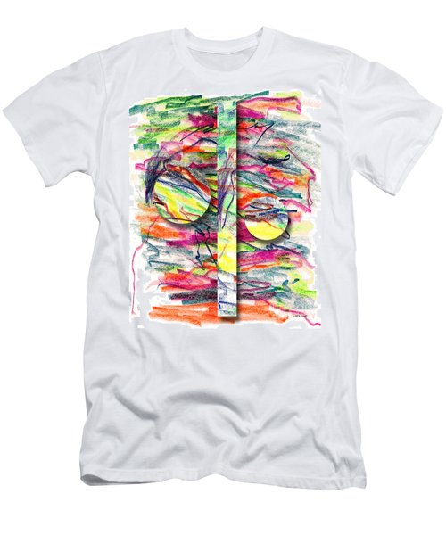 A Summers Day Breeze Men's T-Shirt (Athletic Fit)