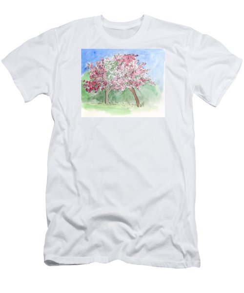 A Vision Of Spring Men's T-Shirt (Athletic Fit)