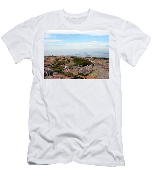 A Walk On The Mountain Men's T-Shirt (Athletic Fit)