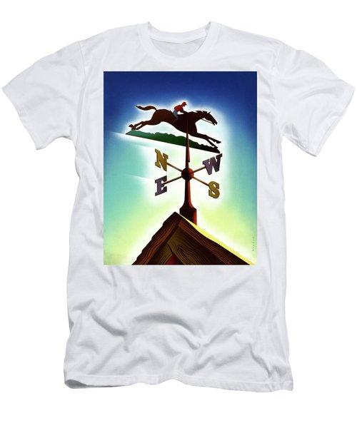 A Weather Vane Men's T-Shirt (Athletic Fit)