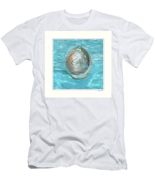 Abalone Underwater Men's T-Shirt (Athletic Fit)