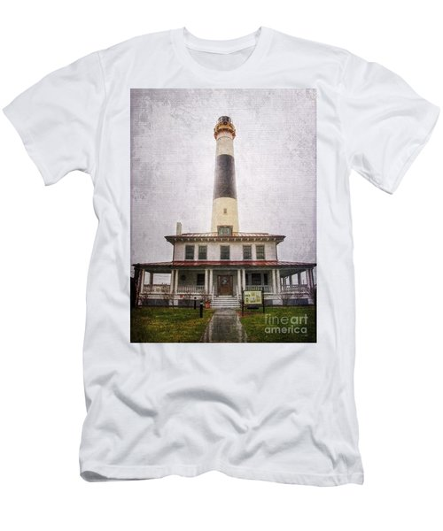 Absecon Lighthouse Men's T-Shirt (Athletic Fit)