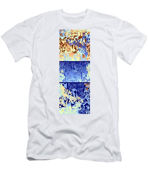 Abstract Fusion 194 Men's T-Shirt (Athletic Fit)