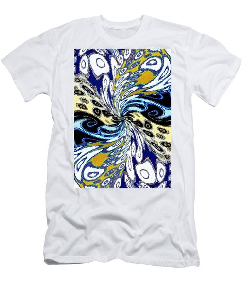 Abstract Fusion 198 Men's T-Shirt (Athletic Fit)