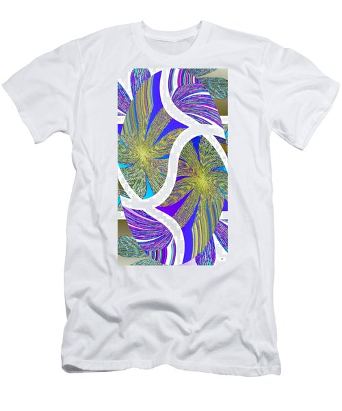 Abstract Fusion 203 Men's T-Shirt (Athletic Fit)