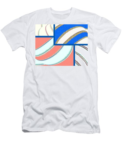 Abstract Fusion 238 Men's T-Shirt (Athletic Fit)