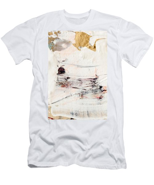 Abstract Original Painting Number Eleven Men's T-Shirt (Athletic Fit)