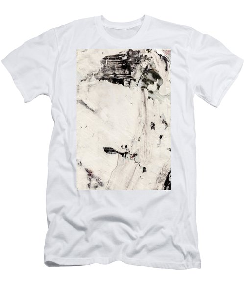 Abstract Original Painting Number Four Men's T-Shirt (Athletic Fit)