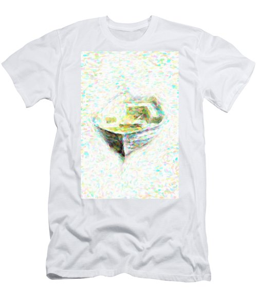Abstract Rowboat Men's T-Shirt (Athletic Fit)