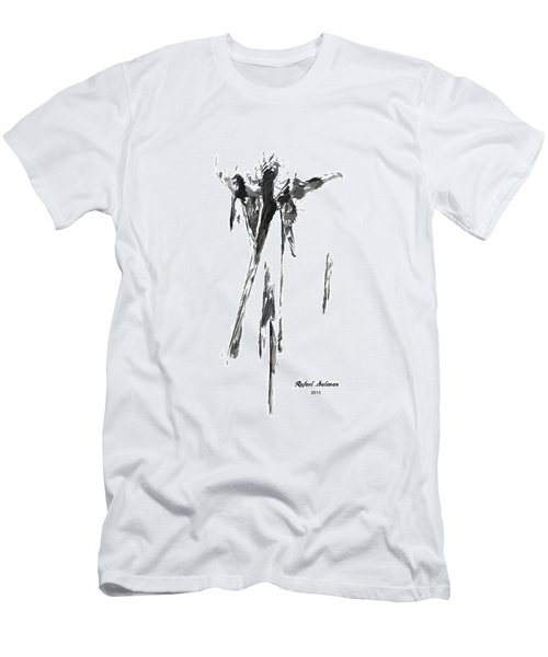 Abstract Series I Men's T-Shirt (Athletic Fit)