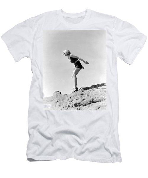 Adrienne Dore Men's T-Shirt (Athletic Fit)