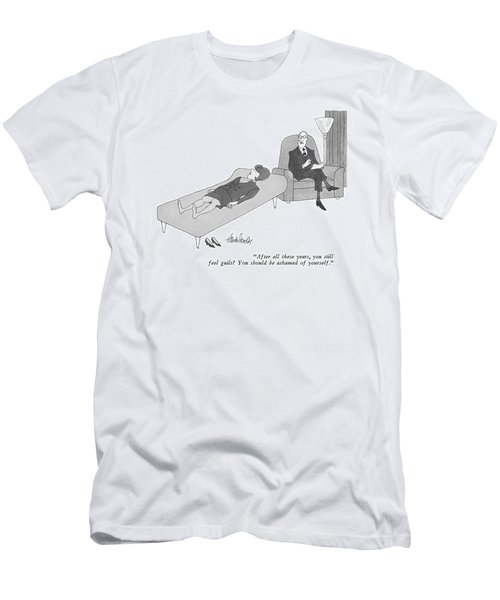 After All These Years Men's T-Shirt (Athletic Fit)