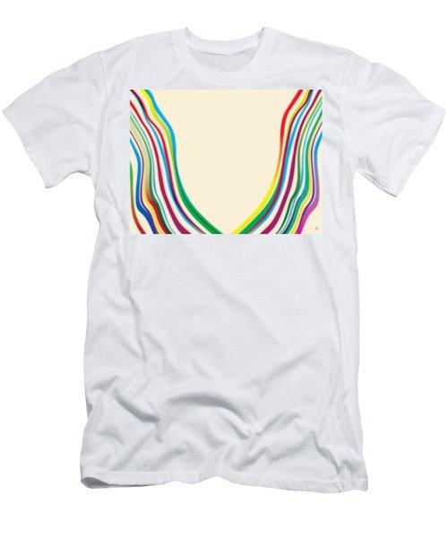 After Morris Louis 2 Men's T-Shirt (Athletic Fit)