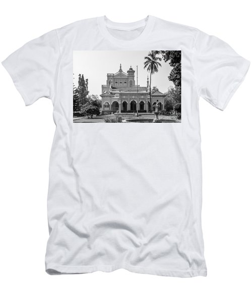 Aga Khan Palace Men's T-Shirt (Athletic Fit)