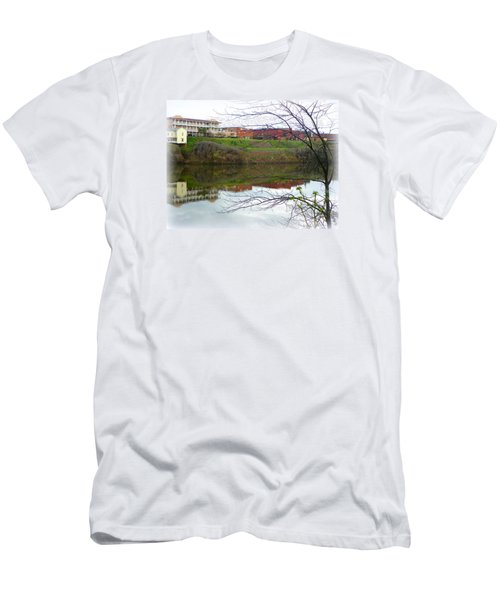 Alabama River Selma 3 Men's T-Shirt (Athletic Fit)