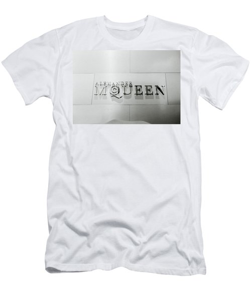 Alexander Mcqueen Men's T-Shirt (Athletic Fit)